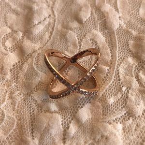 Michael Kors Criss Cross Ring